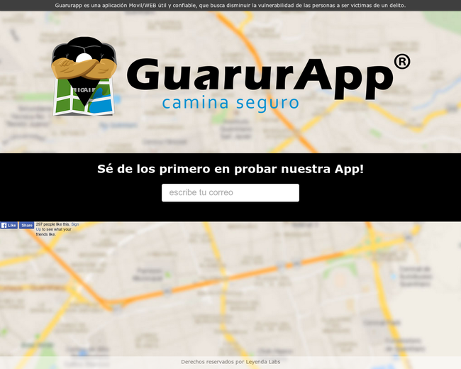 Guarurapp