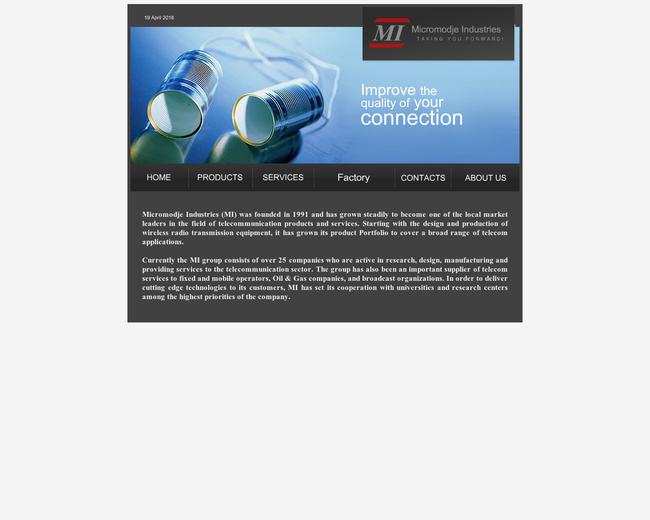 Micromodje Industries