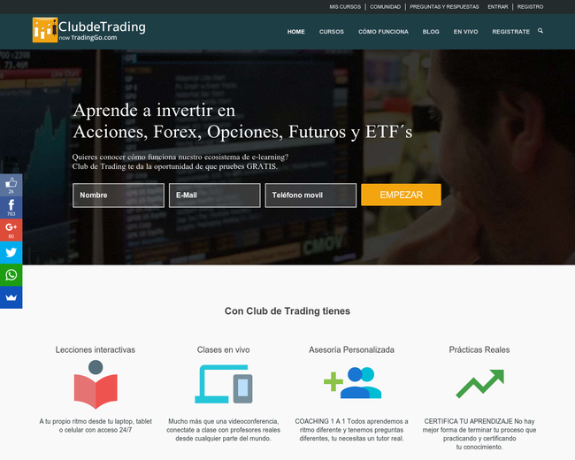 Club de Trading