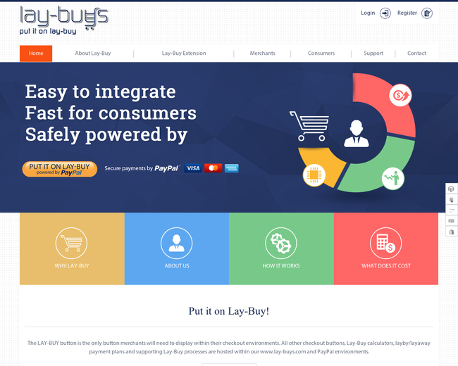 Lay-Buy Financial Solutions Pty Ltd