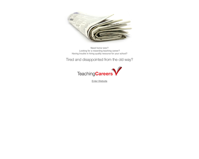 Teachingcareers.pk