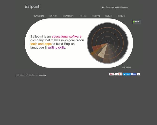 Ballpoint Games