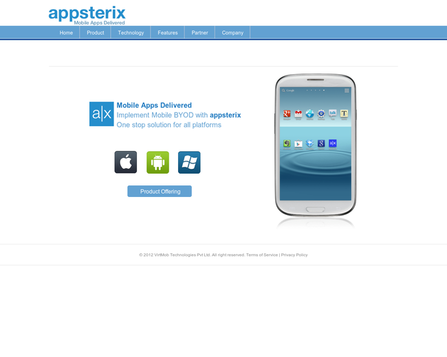 Appsterix