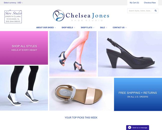 Ciel Bleu Footwear