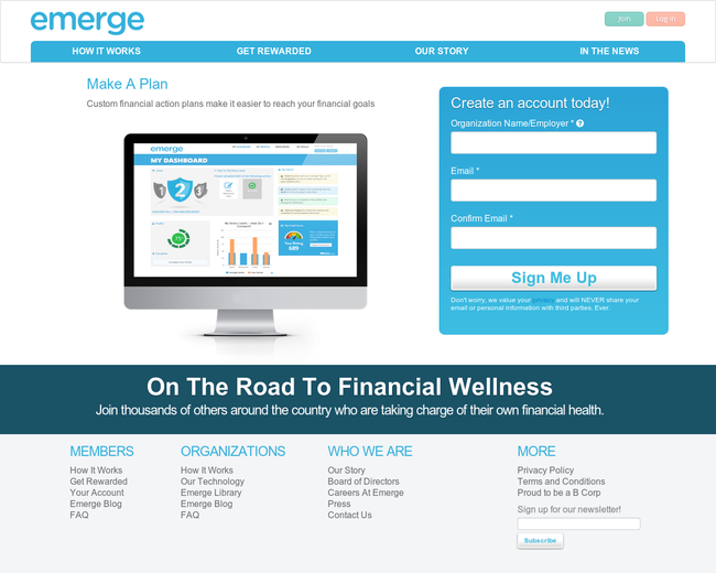 Emerge Financial Wellness