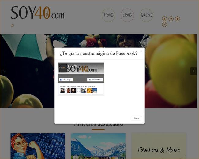 Soy40.com