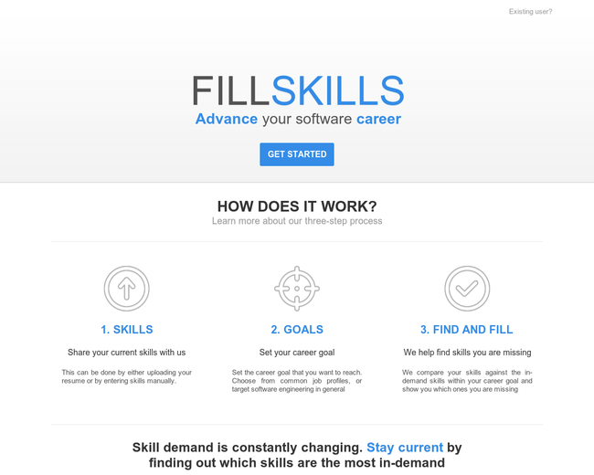 Fillskills