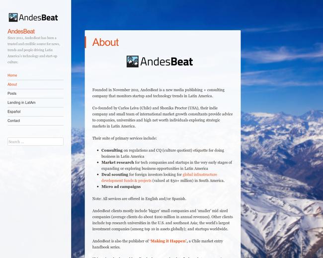 AndesBeat