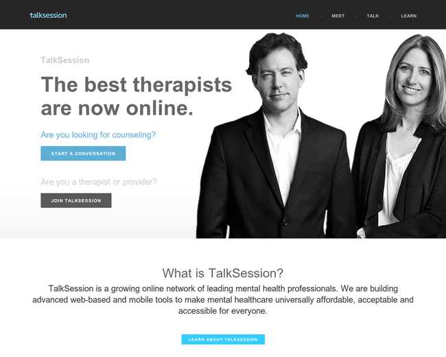 TalkSession
