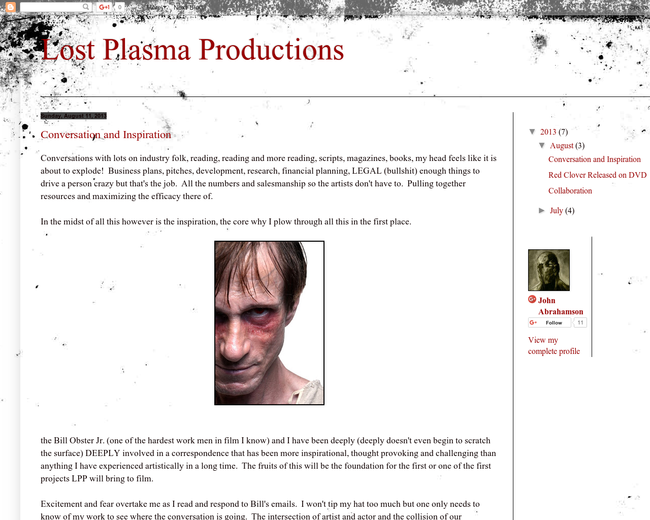 Lost Plasma Productions