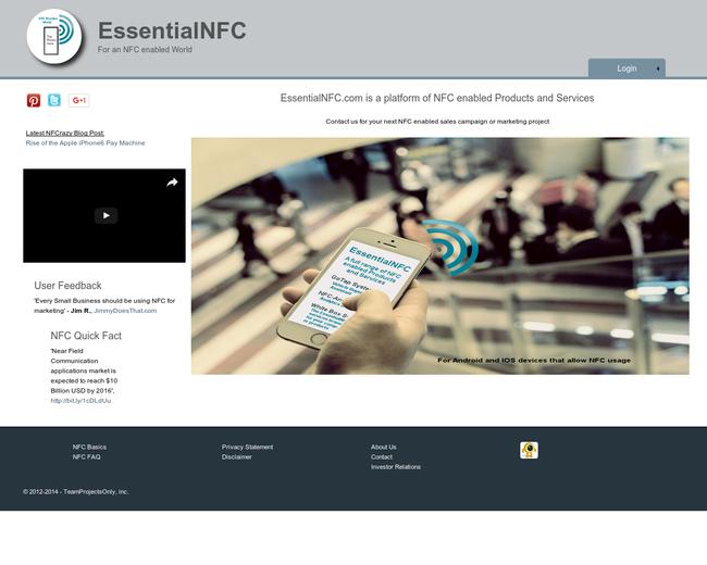 EssentialNFC.com