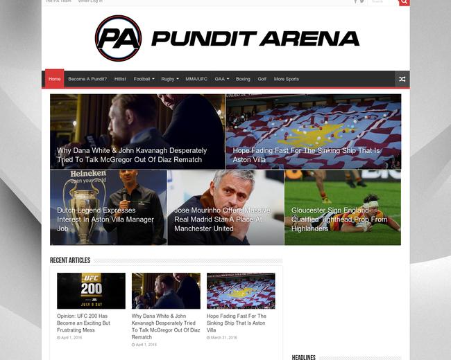 Pundit Arena