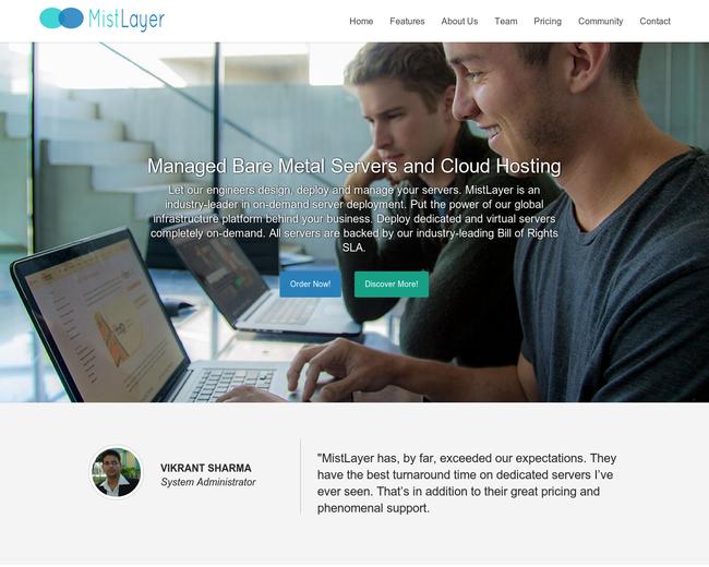 MistLayer Technologies