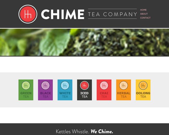 CHIME tea