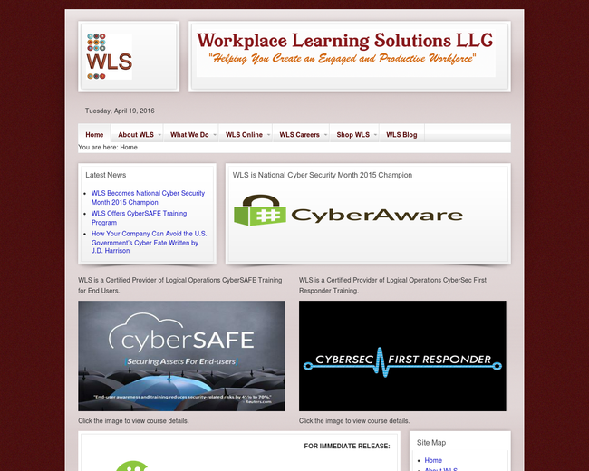 Workplace Learning Solutions