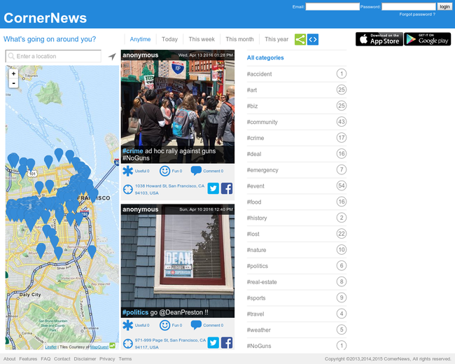 CornerNews
