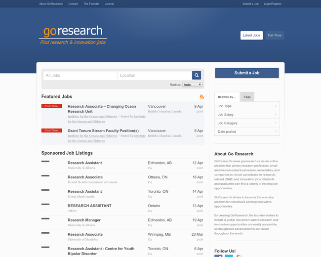 GoResearch