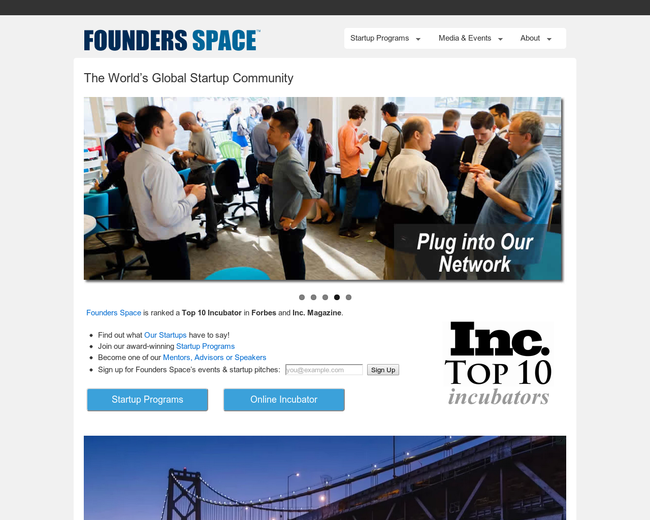 Founders Space