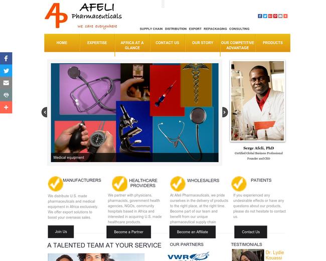 AFELI Pharmaceuticals