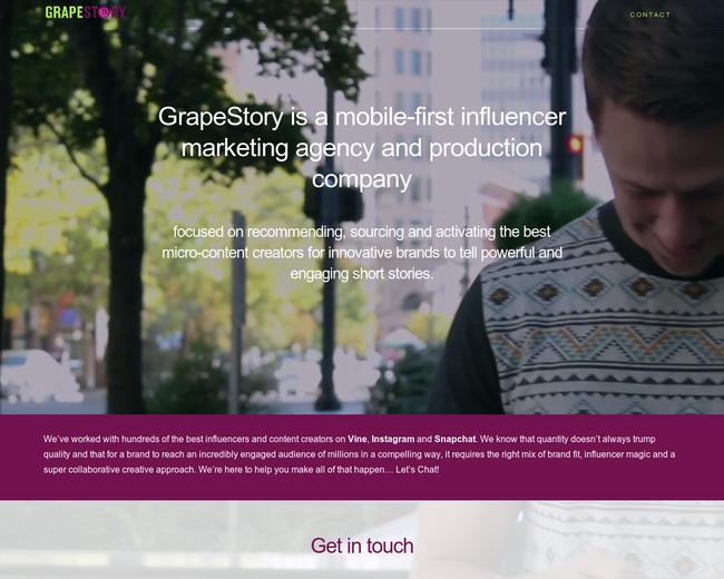 GrapeStory