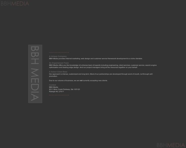 BBH Media