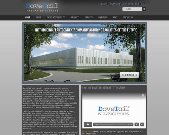 DoveTail Integrated Systems