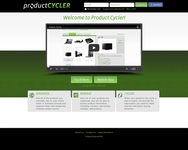 Product Cycler