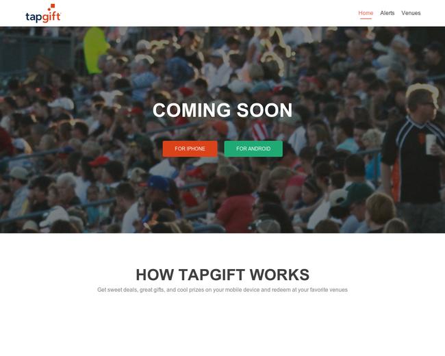Tapgift Network