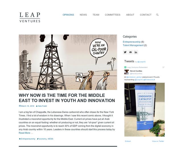 Leap Ventures