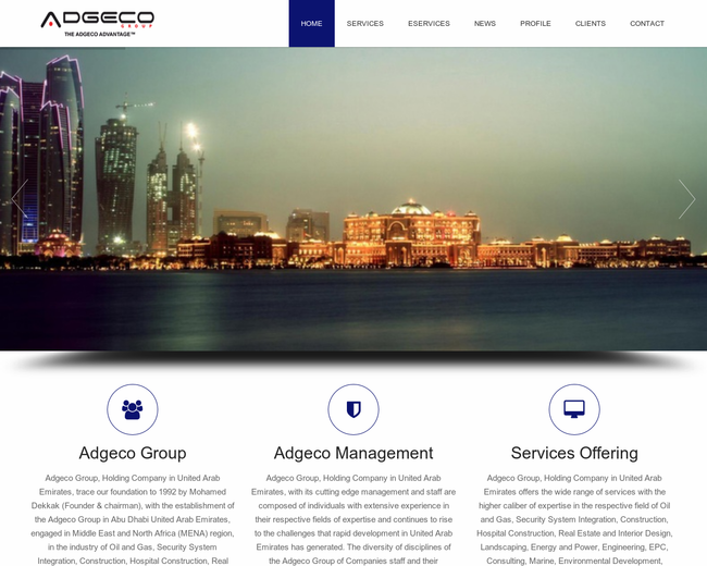 Adgeco Group