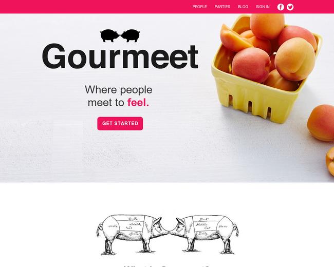 Gourmeet