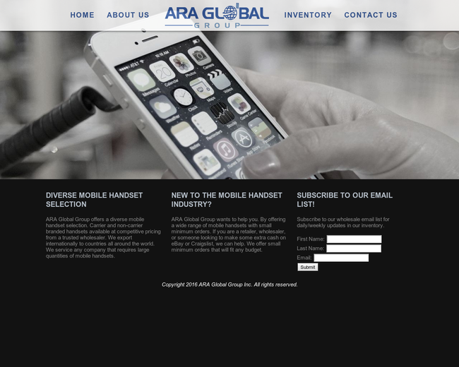 ARA Global Group