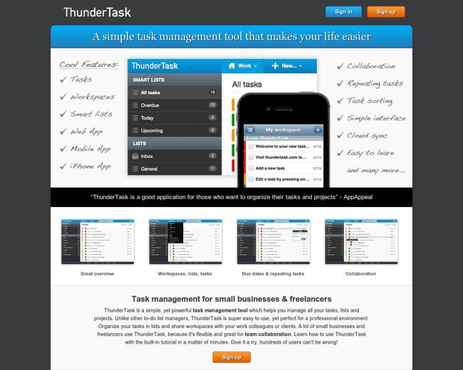 ThunderTask