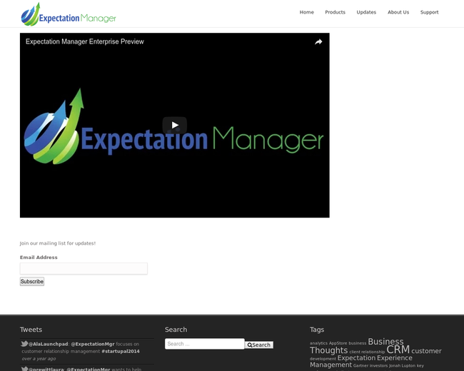 Expectation Manager