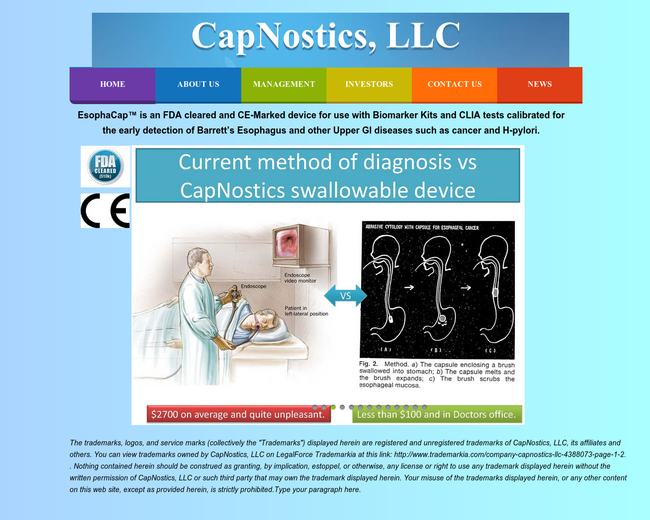 CapNostics