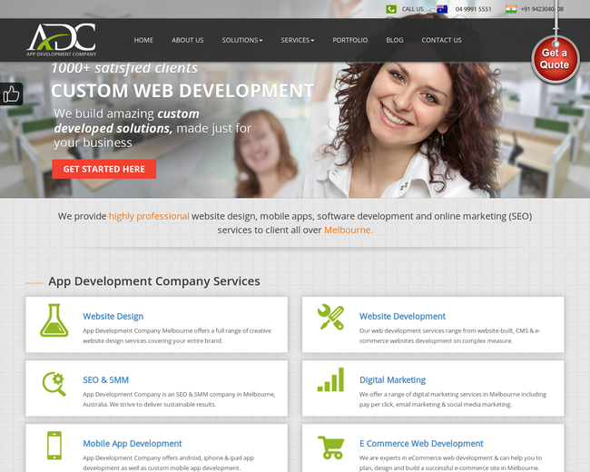 ADC | App Development Company