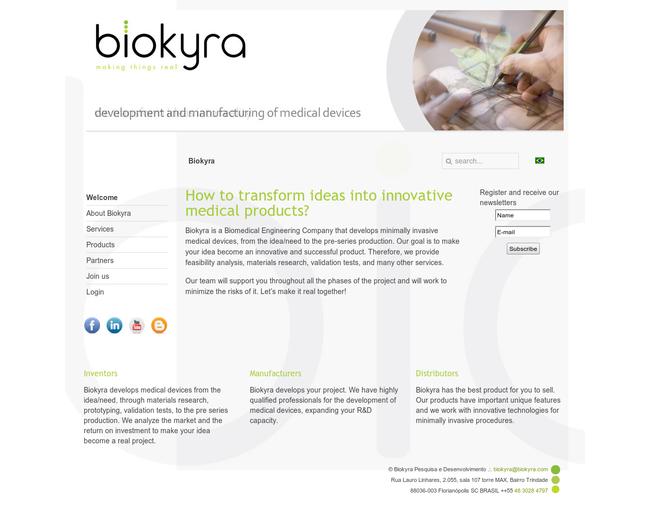 Biokyra Pesquisa e Desenvolvimento Ltda.