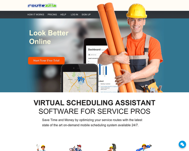 Routezilla Software