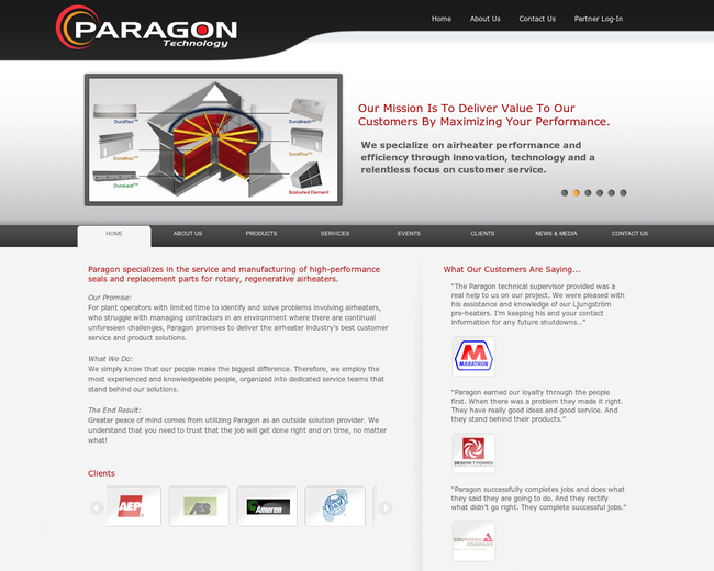 Paragon Airheater Technologies